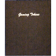 Gaming Tokens Dansco Album #7005