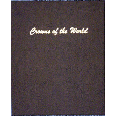 Crowns of the World Dansco Album #7010