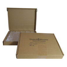 Guardhouse Round Coin Capsules -Large Dollar Direct fit 50ct box