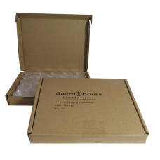 Guardhouse Round Coin Capsules - Silver Rounds 39mm 50ct box