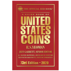 2020 Red Book Price Guide of United States Coins, Hardcover