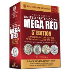 2020 Red Book MEGA, Guide Book of United States Coins Deluxe 5th