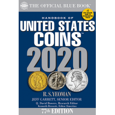 2020 Blue Book - Guide of US Coins - Soft Cover