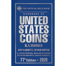 2020 Blue Book - Guide of US Coins - Hard Cover