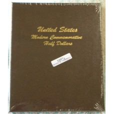 Modern Commemorative Half Dollar BU & Pr Dansco Album #7063