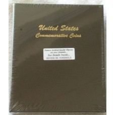U.S. Early Commemorative  2 Vol 1893-1954 Dansco Album #7095