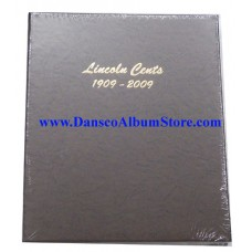 Lincoln Cents 1909-2009 BU Only Dansco Album #7100