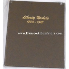 Liberty Nickels 1883-1912 Dansco Album #7111