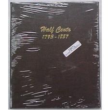 Half Cents 1793-1857 Dansco Album #7098